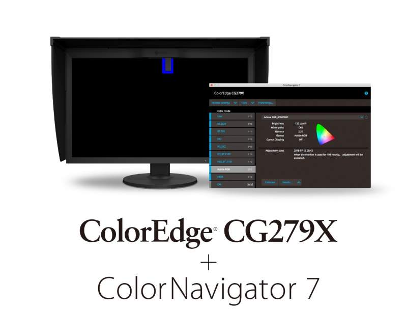 EIZO Launches the ColorEdge CG279X High-End Monitor