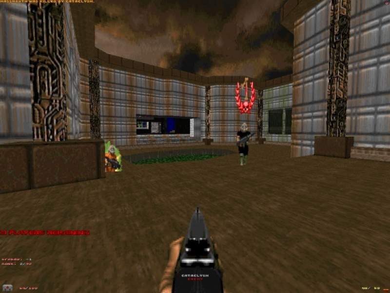 Doom II Gets 64-Player Battle Royale Mode with New Mod