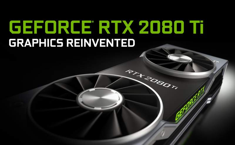 NVIDIA RTX 2080 Ti Pre-Orders Further Delayed Until October