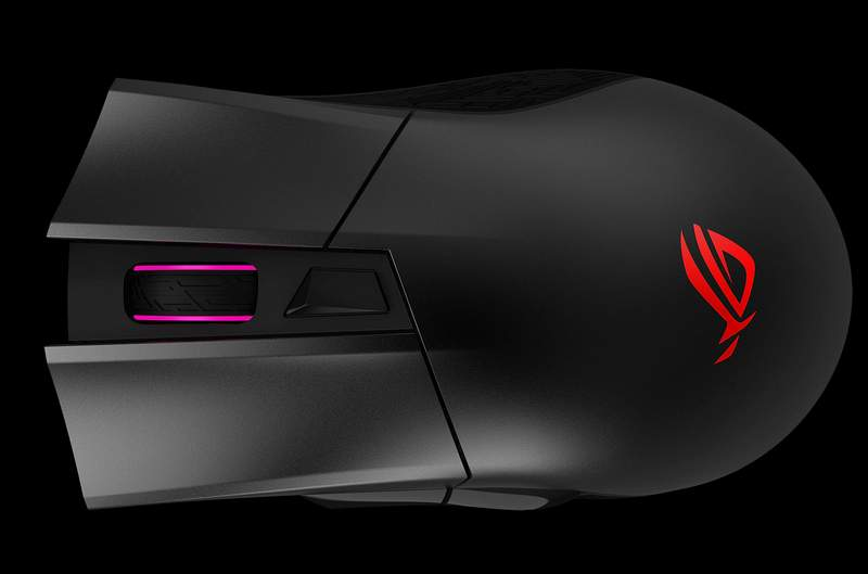 ASUS Launches ROG Gladius II Wireless Gaming Mouse