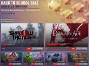 GOG Launches Back-to-School Sale with Savings Up to 90% Off