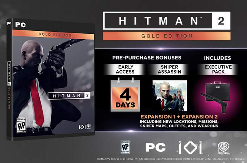 IO Interactive Releases New Hitman 2 Colombia Trailer