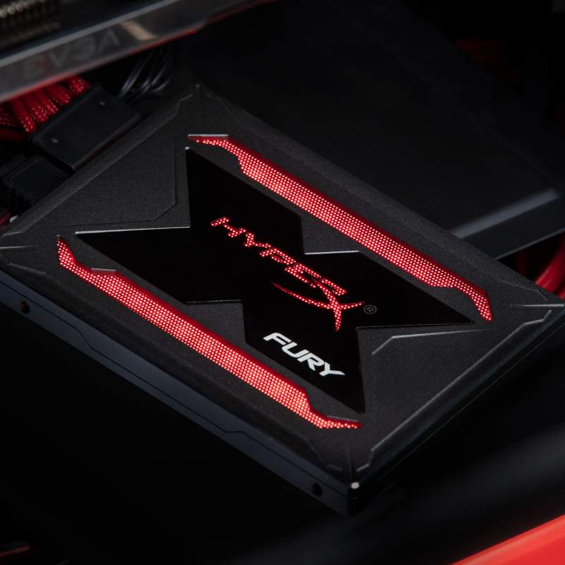 HyperX Expands SSD Lineup with Savage EXO and Fury RGB