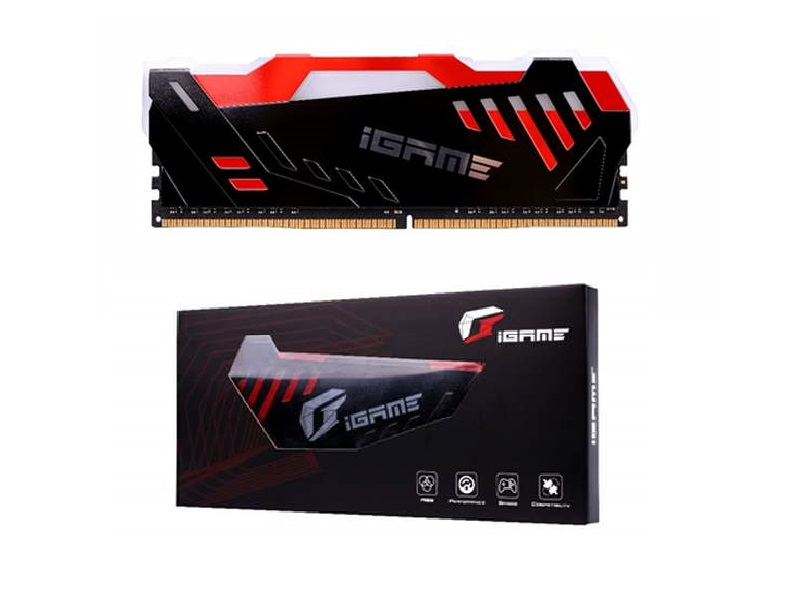 Colorful Announces the New iGame D-RAM DDR4 Memory
