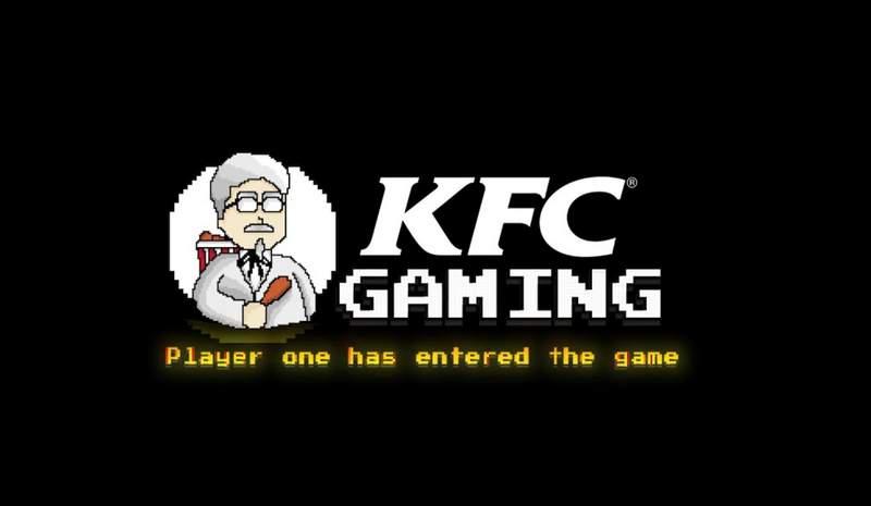 Kentucky Fried Chicken Launches New 'KFC Gaming' Brand