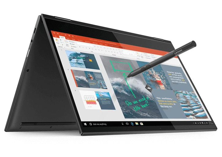 Lenovo's Yoga C630 WOS is the First Snapdragon 850 Laptop