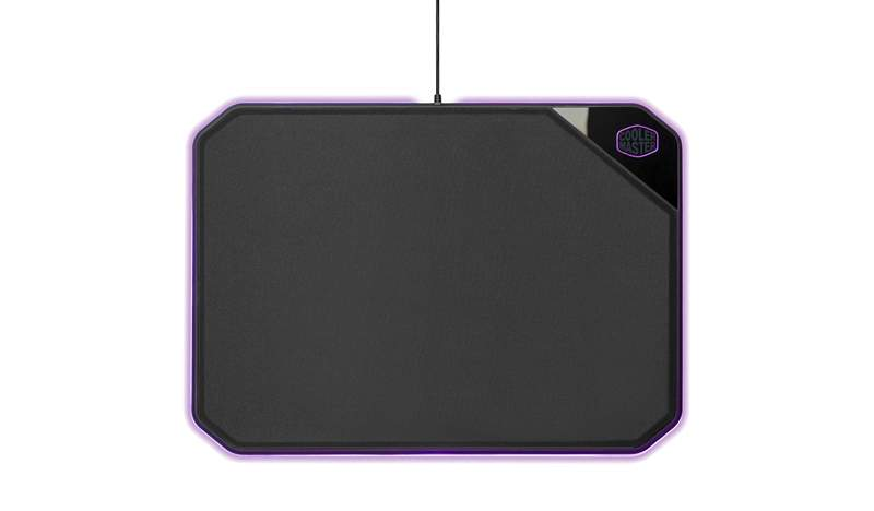 Cooler Master Releases the MP860 RGB Gaming Mousepad