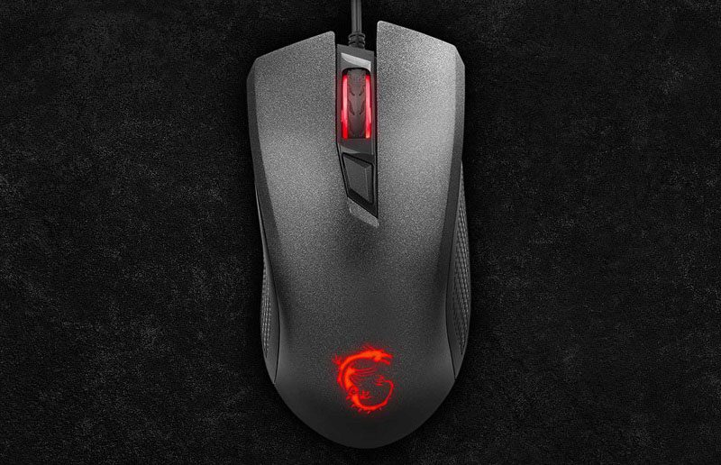MSI Clutch GM10 Optical Gaming Mouse Review