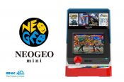 NEOGEO Mini Retro Console Pre-Orders Start September 10