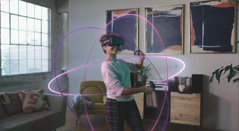 Facebook Announces Oculus Quest All-in-One VR Headset
