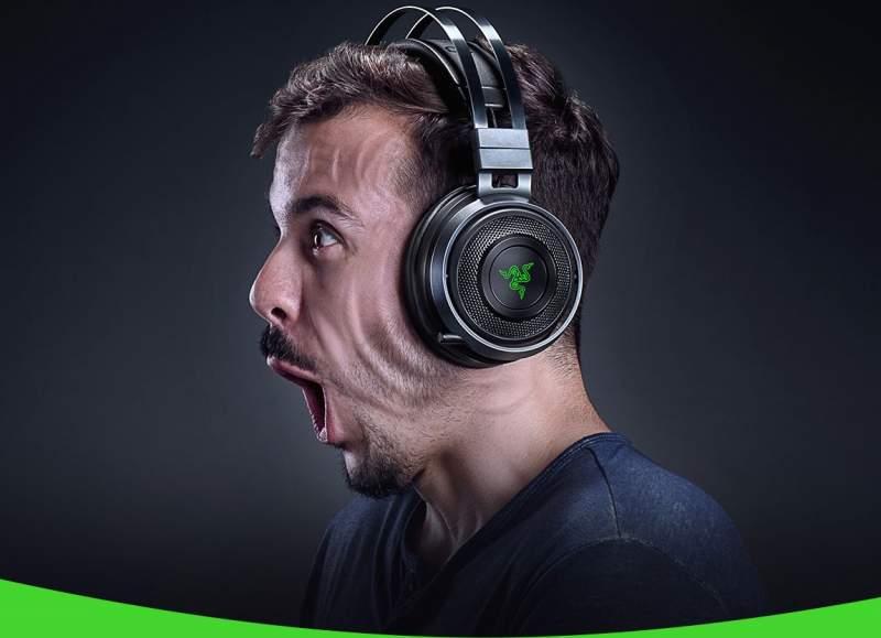 Razer Debuts Nari Wireless Headset Line with HyperSense