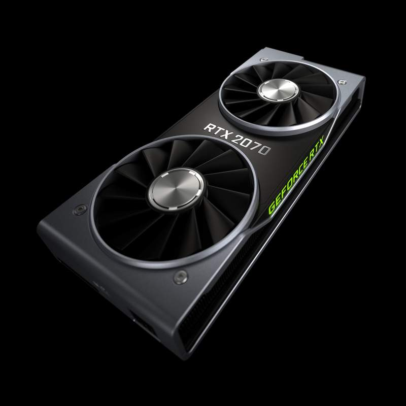 NVIDIA Confirms GeForce RTX 2070 Arrival Soon on October 17