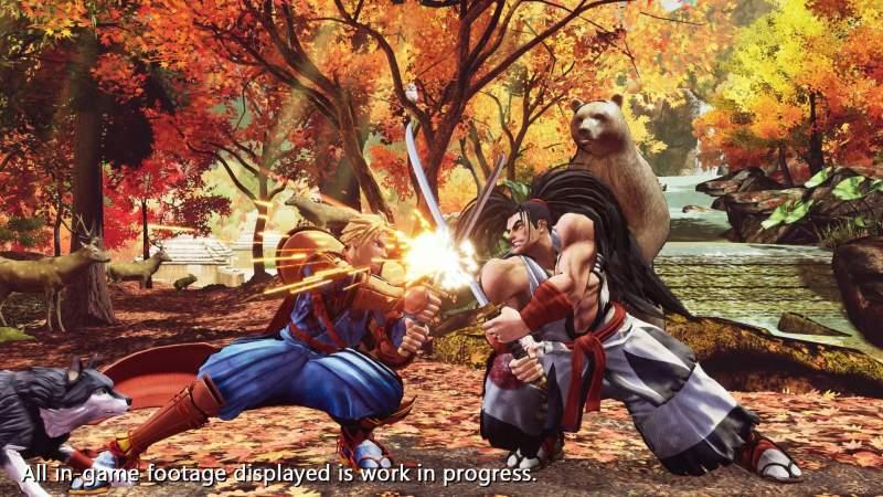 Unreal Engine Powered 'Samurai Showdown' Arriving in 2019