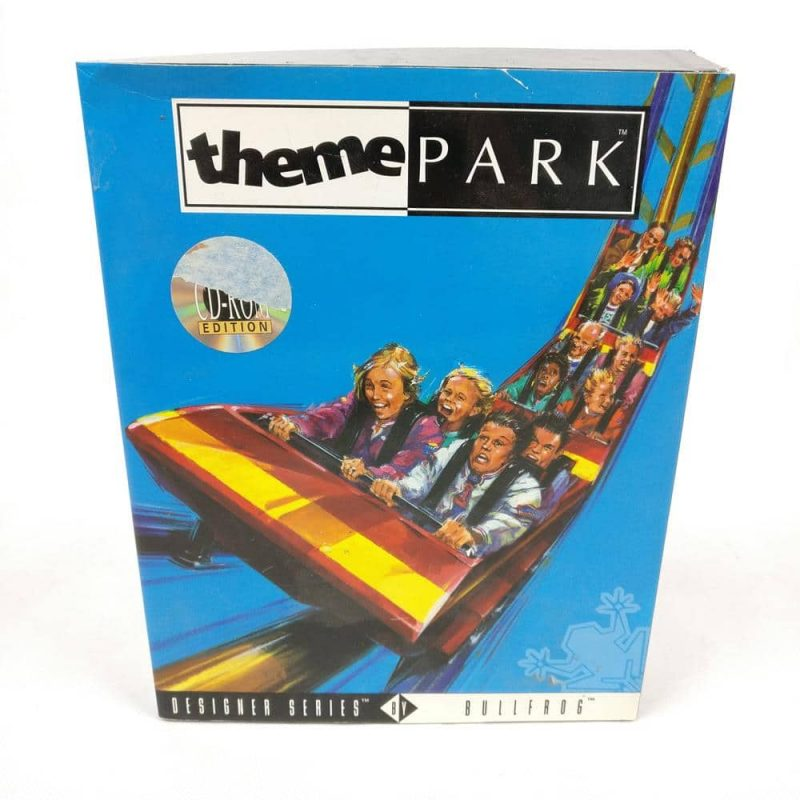 theme park pc big box