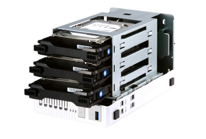 QNAP Launches Budget TS-332X 10GbE NAS with M.2 Support
