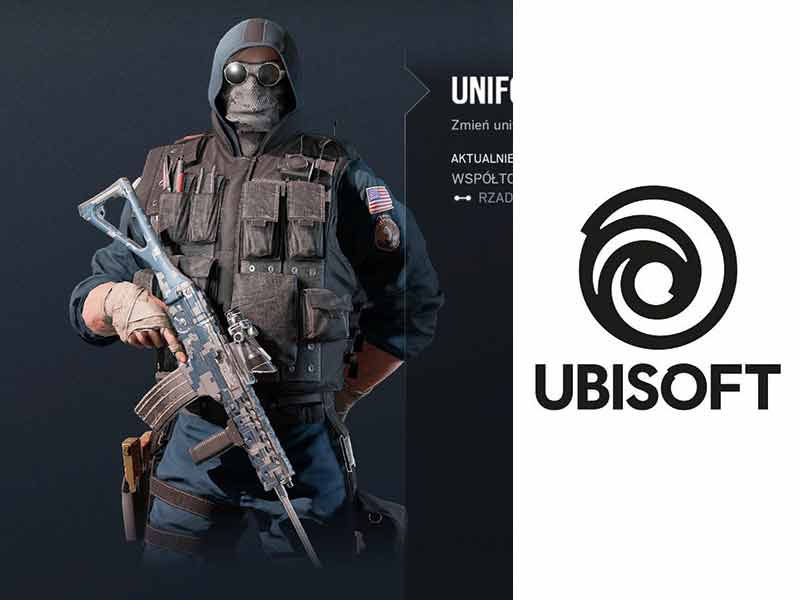 Ubisoft Offers Free R6 Siege Skin When 2FA Security is Enabled