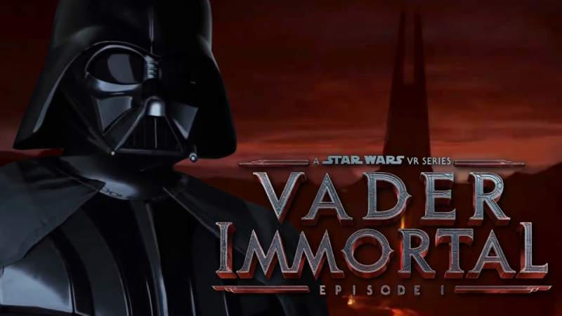 Star Wars 'Vader Immortal' Trilogy Announced for Oculus Quest