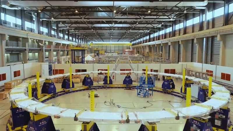 the sun nuclear reactor