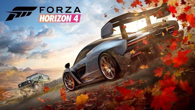 Forza Horizon 4 Update Adds Custom Route Creator Feature