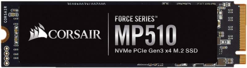 Corsair Force MP510 front
