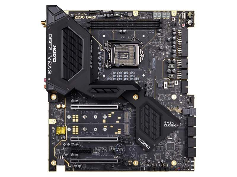 EVGA Officially Launches Two New Z390 Chipset Motherboards