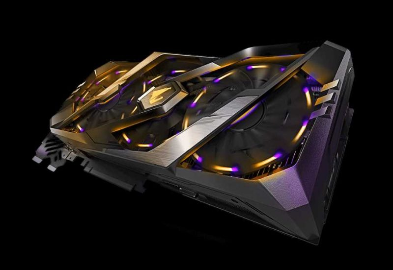 AORUS XTREME RTX 2080 Graphics Card Review