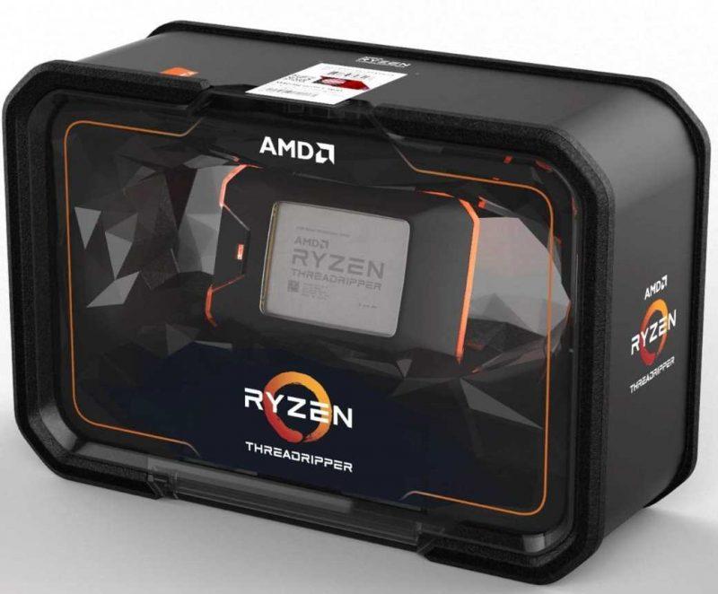 AMD Ryzen Threadripper 2990WX Processor Review