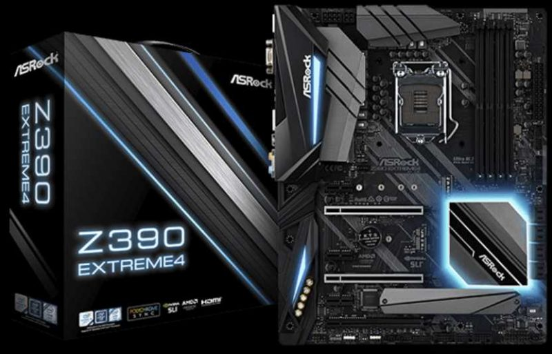 ASRock Extreme4 Z390 Motherboard Review