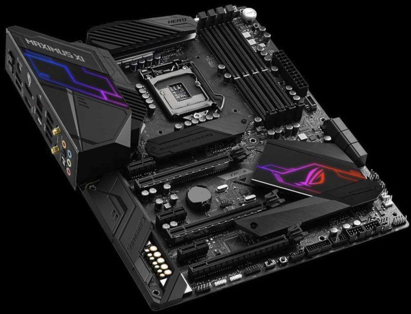 ASUS RoG Maximus XI Hero WiFi Z390 Motherboard Review