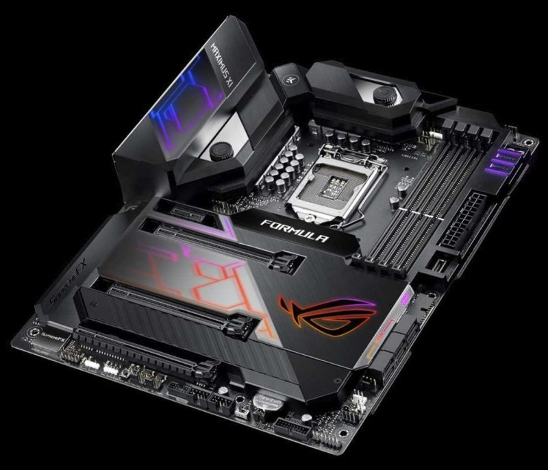 ASUS RoG Maximus XI Formula Z390 Motherboard Review