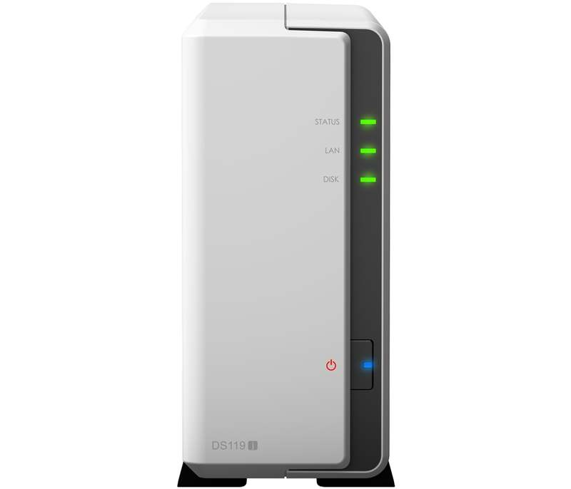 Synology DS119j front