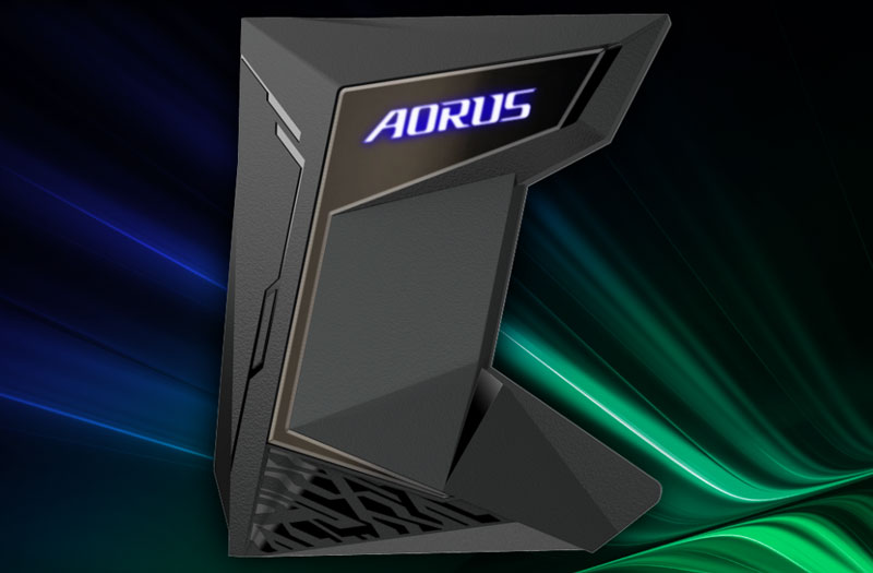 Gigabyte Announces AORUS NVLink Bridge with RGB LED
