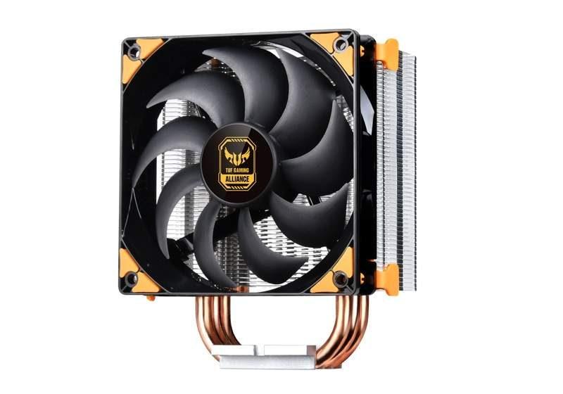 SilverStone Announces the Argon AR01 V3 CPU Air Cooler
