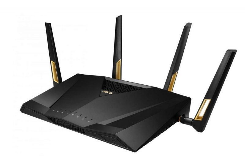 ASUS' RT-AXX88U 802.11ax WiFi Router is Now Available