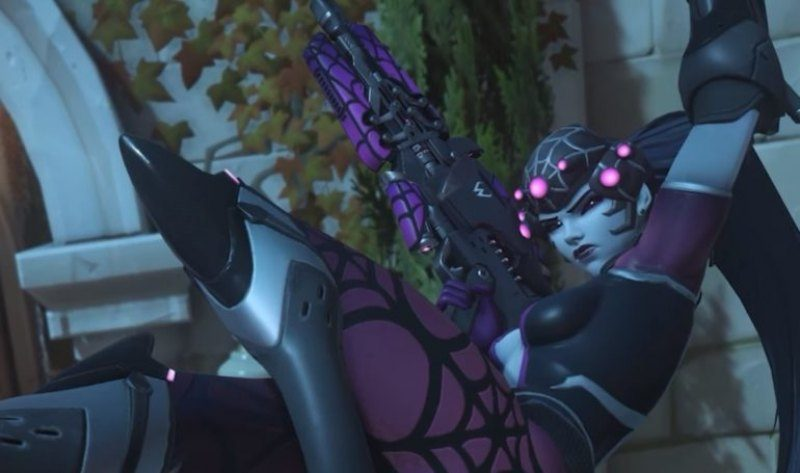 Spider Widowmaker