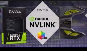 EVGA RTX NVLink SLI Bridge with RGB LED Now Available