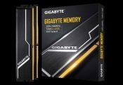 Gigabyte Announces New Classic Black DDR4 Memory Kit