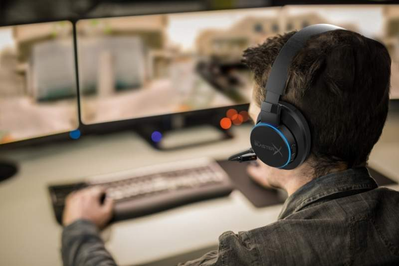 Creative Sound BlasterX H6 USB Gaming Headset Launched