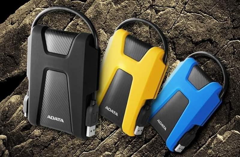 ADATA Announces New Military-Grade HD680 External HDD