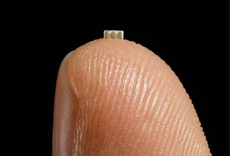 Pencil-tip Sized Spy Chip Discovered in US Company Servers