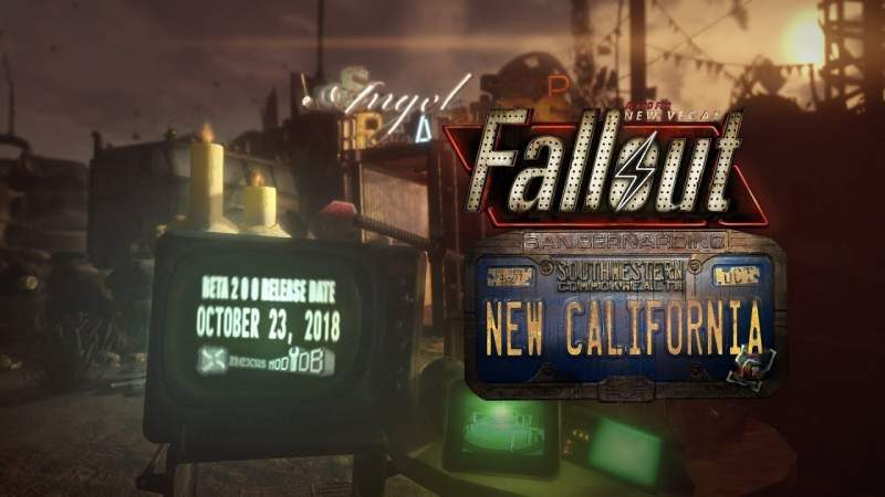 Fallout New California Mod Released After 7 Year Development