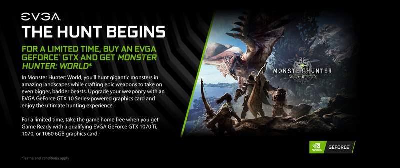 nvidia monster hunter header EN
