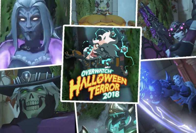 Overwatch Halloween Terror 2018 Event Kicks Off October 9th