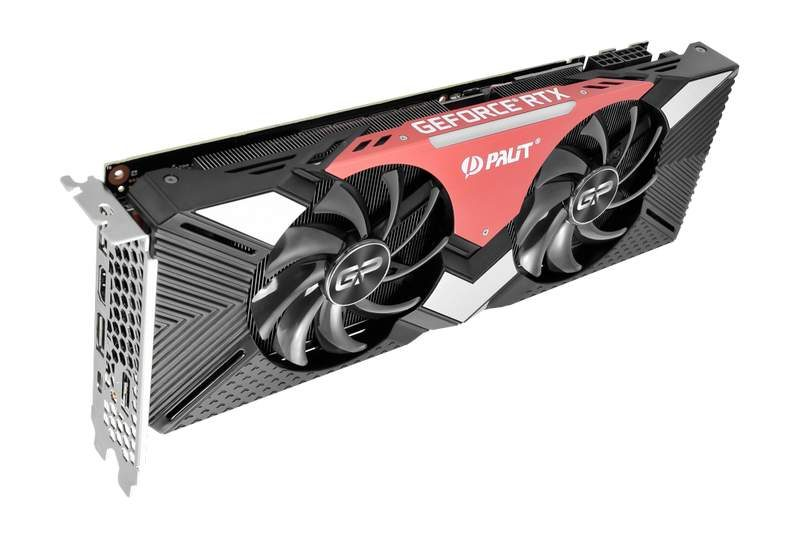 Palit Introduces GeForce RTX 2070 Video Card Lineup