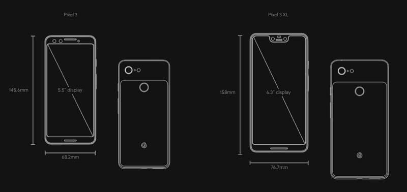 Google Launches Pixel 3 and Pixel 3 XL Smartphones