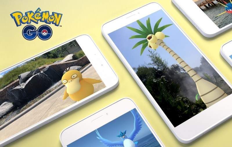 Pokemon Go Finally Brings AR+ Mode Update on Android