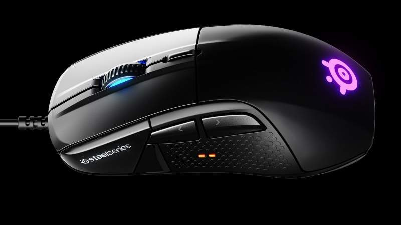SteelSeries Launches Rival 710 Modular Gaming Mouse