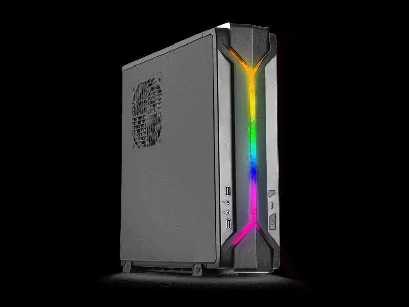 SilverStone Launches Raven-Z RVZ03 with Addressable RGB