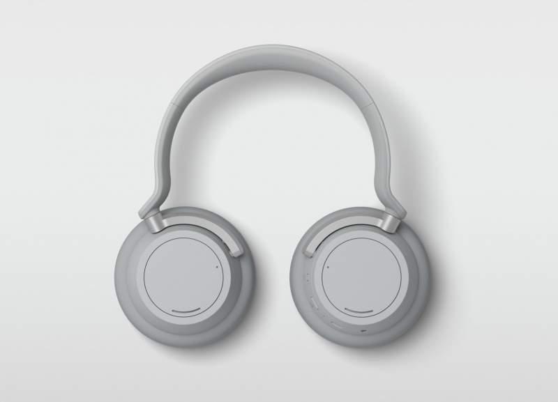 Microsoft Unveils New Wireless, Noise-Cancelling Headphones