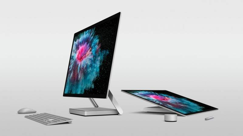 Microsoft Improves Graphics Performance in Surface Studio 2